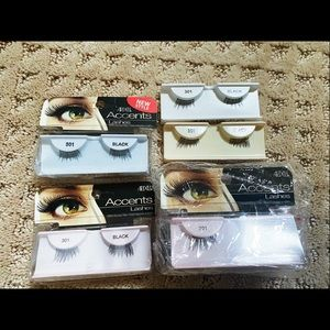 New Ardell Lash Accents 301, Black (Pack of 8)